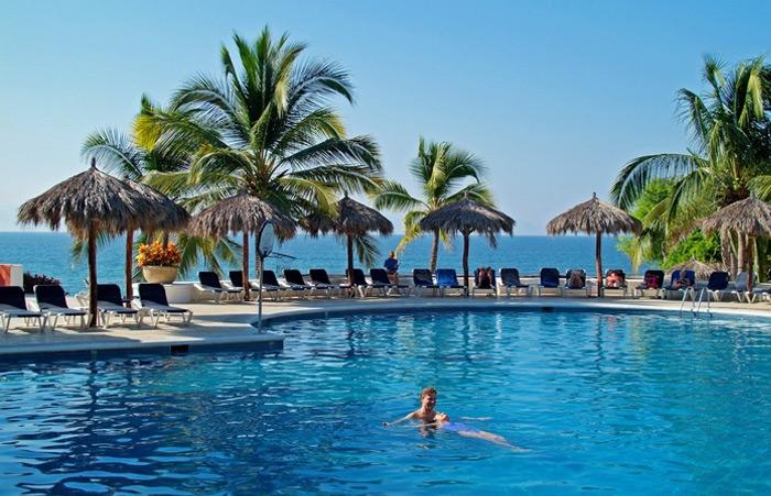 Hotel Grand Palladium Playa Del Carmen Mexico